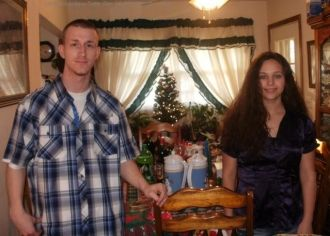 Justin T. and Brittany C. Tuttle, 2011