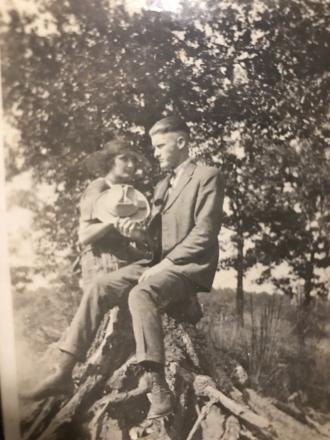 Cornelia and Ira Lee Kirkpatrick