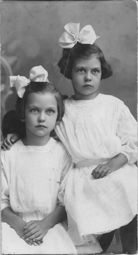 Genette & Evalyn  Benning