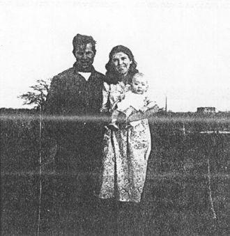 Horace daugherty&florence Ledbetter Family