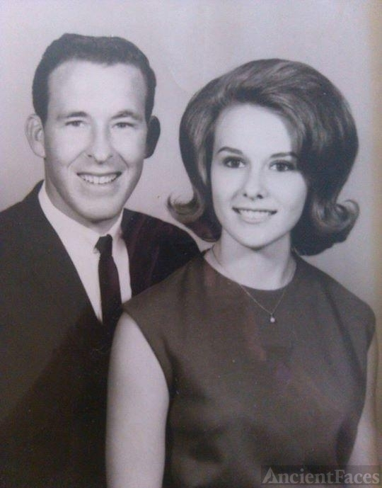 Jasper Lewis & Mildred Jane Cearley