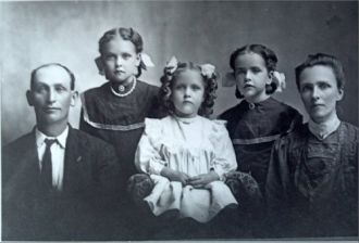 Byrd Family, 1912