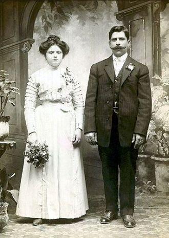 Frank and Mary Mello, Massachusetts