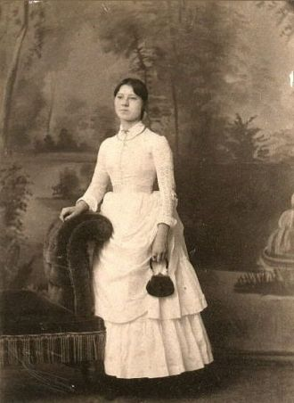 A photo of Mary Elizabeth Griffith