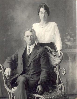 Donald and Bertha Rideout