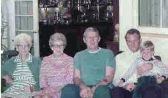 Five Generations of Cains/Buchanans