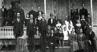 BEALL FAMILY OF DALLAS GA