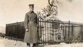 John Calvin Markley, 1918 Colorado