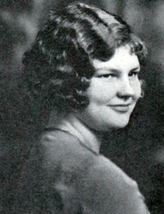 Blanche Cora Carpenter, Vermont, 1930