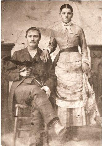 Thomas  & Catherine (Perry) Eldridge