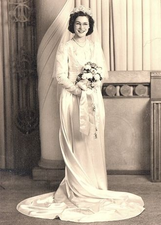 Norma Jean Dettmer Dressed To Wed