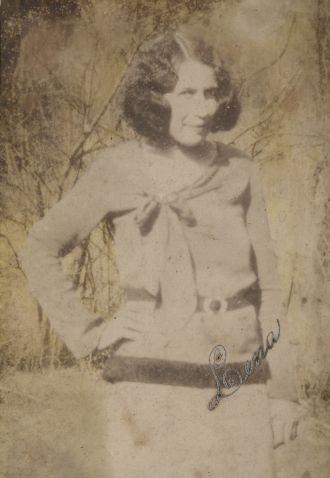 A photo of Nancy Lena (Walker) Dyer