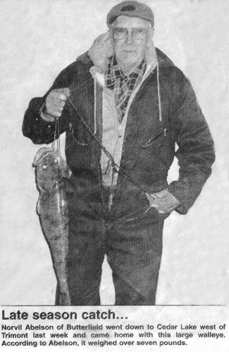 Norvil Bernard Abelson