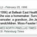 Minnie Walton Notons Obituary