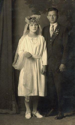 Gladys & Luther Doty