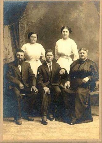 Frank Horstman Family
