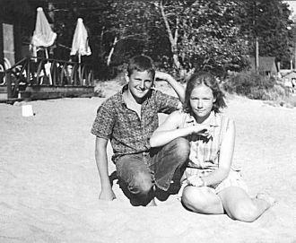Pieter and Laura
