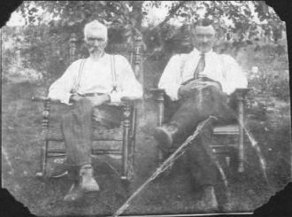 William and Fred Kellogg