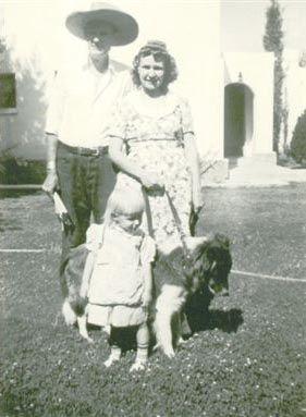 Vernon, Doris, daughter