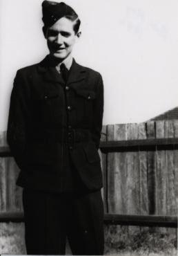 William Roy R.A.A.F. 1943