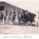 Honey family, 1920's New Mexico