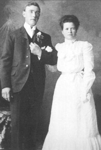 A photo of Ethel Maria Stewart