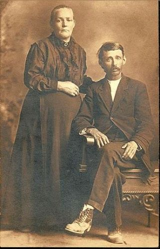 Ewell and Alice Masterson Combest