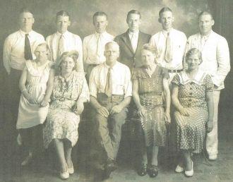 marshall jeffers family.