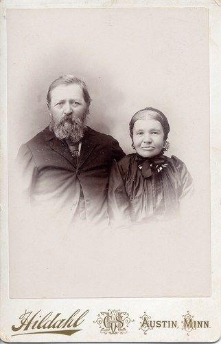 Anderson & Arine (Nielsdr) Olsen