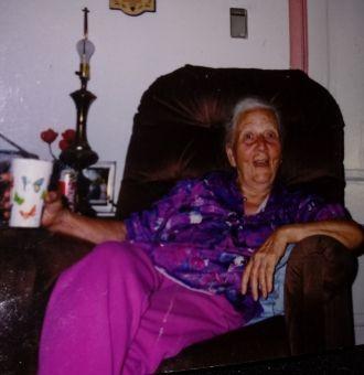 Edna P Stewart