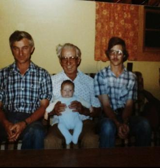 Daniel, Donnie, Timothy, and Jason Quaschnick