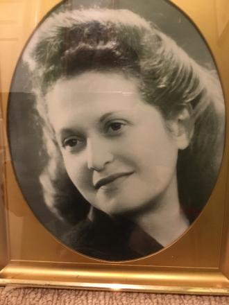 Suzanne L (Grinzeig) Murray