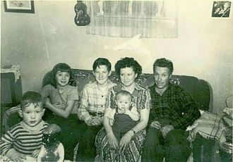 Unknown Family in South Dakota