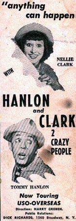 Hanlon & Clark USO - Overseas