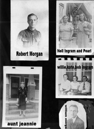 Morgan Ingram ancestors