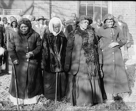 Former Slave Convention 1916