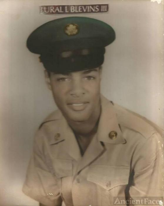 Lural Lee Blevins III, military