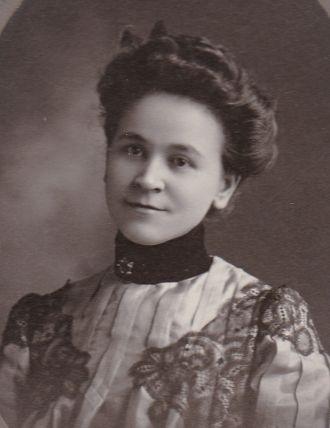 Amelia (Sampson) Edwards