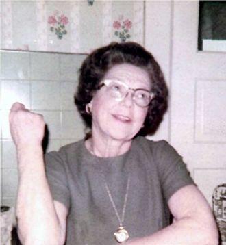 Ethel Louise (Reiff) Mossengren