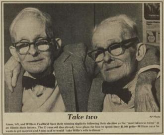 Amos and William Caulfield