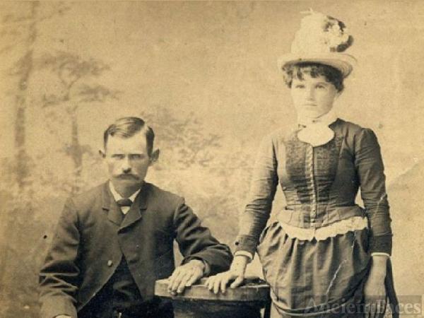 James J. & Bridget Noone Bolton O'Neill