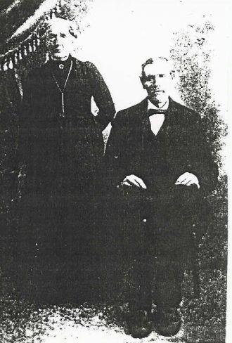 Permelia (Lee) & Thomas Greer Carr Jr.