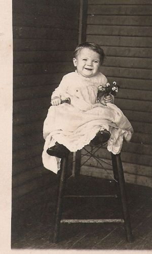 Unknown Baby 3