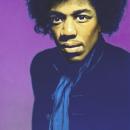 Jimi Hendrix by Arthur K. Miller