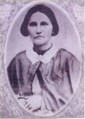 Jane (Owen) Williams, Georgia