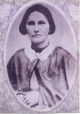Jane (Owen) Williams, Georgia
