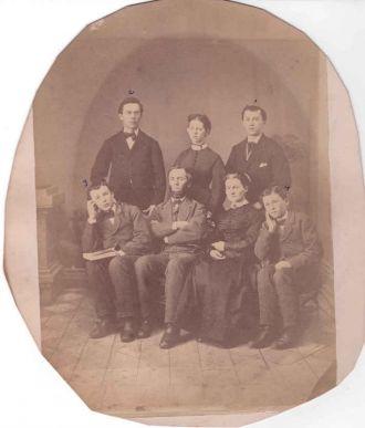 The Orange Gersham Waldo Family, Gouverneur, NY