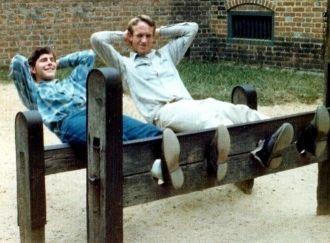 John Heckford and Will Bruner