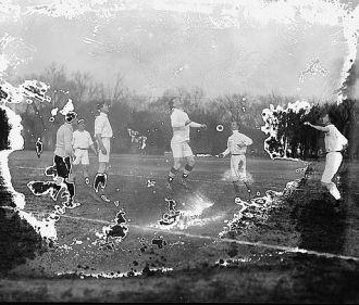Soccer, 1921