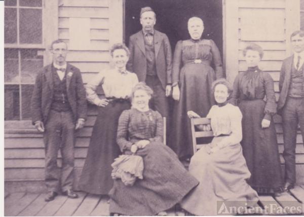 James Berryman Muse & Family